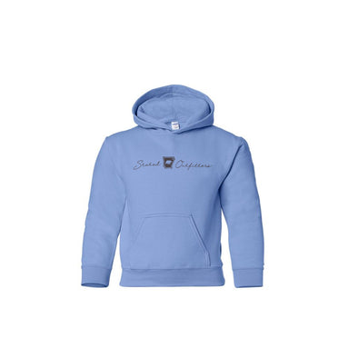 Stated Outfitters Youth Blue/ Charcoal Hoodie