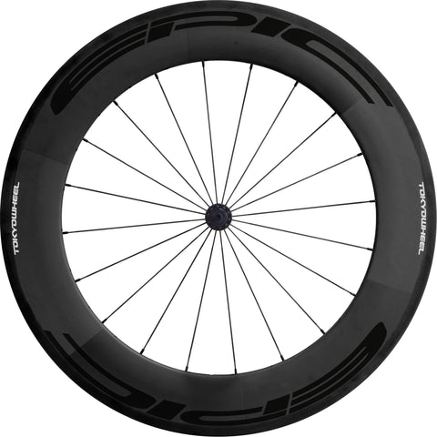 Tokyowheel Epic 88 Carbon Road Bike Wheels