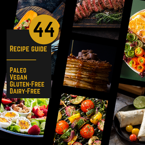RECIPE GUIDE (44 RECIPE E-BOOK)