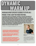 DYNAMIC WARM UP (20 MINUTE VIDEO & E-BOOK)