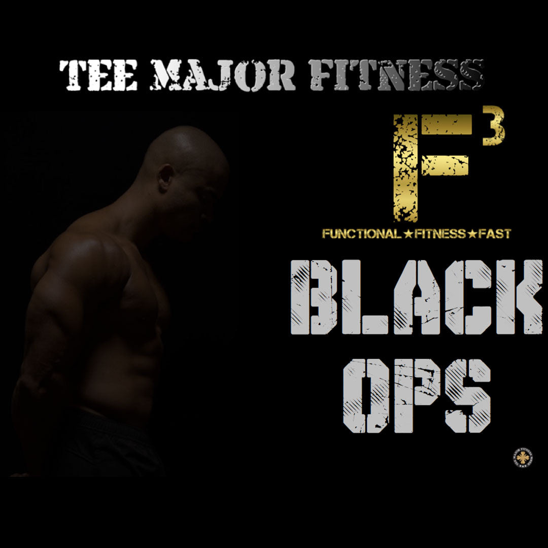 F3 BLACK OPS (ADD ON TO F3 PROGRAM)