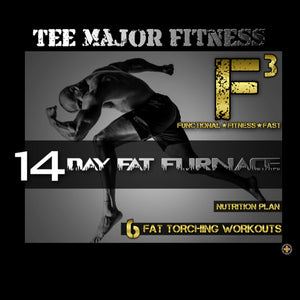 F3 (14 DAY FAT SHREDDER PROGRAM)
