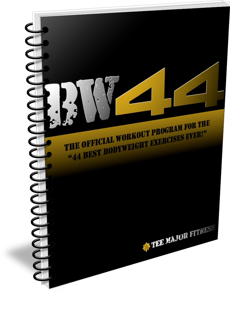 BW44 - 90 DAY HYBRID WEIGHT TRAINING & BODY WEIGHT PROGRAM