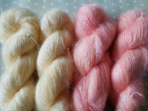 MOHAIR .MISS LEMON..
