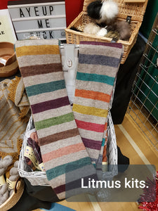 LITMUS COWL KIT Autumn.