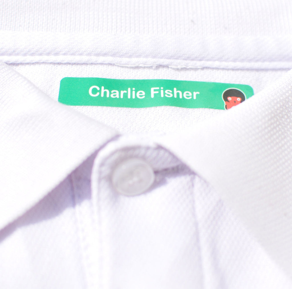 Iron On Labels | Name Labels | Labels for cloth Dubai