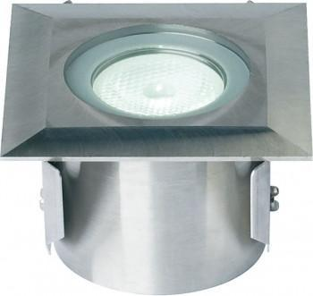 Collingwood GL016 SQ Square Ground, Wall And Shower Light