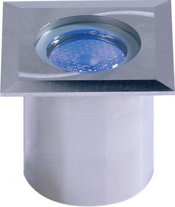 Collingwood GL019 SQ S Spot Or F Flood Small-Size Square Ground, Wall And Shower Light