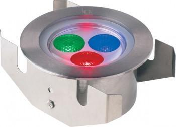 Collingwood GL040 F RGB Colour Changing Ground And Shower Light