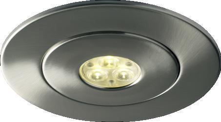 Collingwood Halers DL/CONVERT 63 Converter Plate For Halers H2 Lite-Halers-DC Lighting Ltd