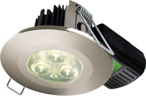 Collingwood Halers H2 Pro 550 Dimmable LED Downlight-DC Lighting Ltd