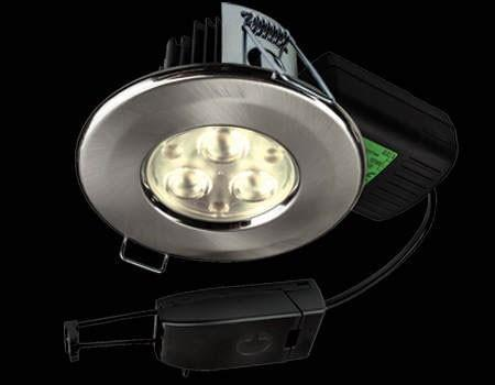 Collingwood Halers H2 Pro 550 T Dimmable LED Downlight With Terminal Block-Halers-DC Lighting Ltd