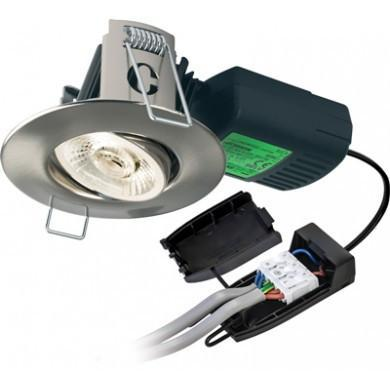 Collingwood Halers H4 Pro 700 T Tilt Dimmable LED Downlight