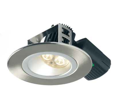 Collingwood Halers H5 500 Asymmetric Low Glare Dimmable LED Downlight