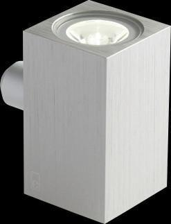 Collingwood MC020 S Decorative Mini Cube Double LED Wall Light