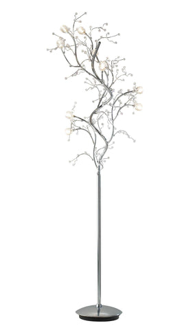 Dar GAZ4950 GAZETTA 10lt Floor Lamp