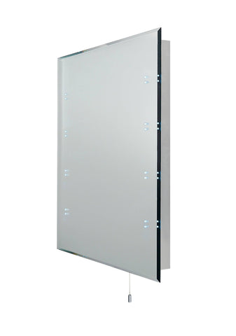 Dar ZOD92 ZODIAC Mirror Medium LED Slimline IP44