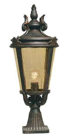 Elstead BT3/L Baltimore Pedestal Lantern Large