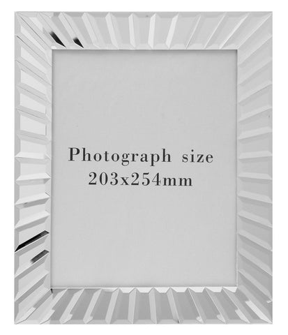 "Endon FORTIN-10 Mirrored Picture Frame 8"" x 10"""
