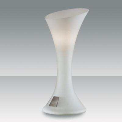 Fabas Luce 2586-30-102 Nikita Table Lamp White Touch Dimmer-Fabas Luce-DC Lighting Ltd