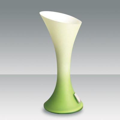 Fabas Luce 2586-30-155 Nikita Table Lamp Green Apple Touch Dimmer-Fabas Luce-DC Lighting Ltd