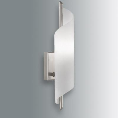 Fabas Luce 2742-21-178 Kerry Wall Lamp Satin Nickel