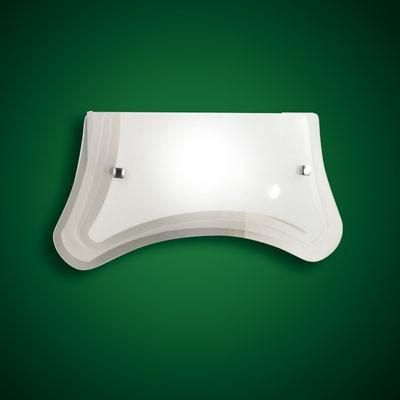 Fabas Luce 3113-21-102 Milton Wall Lamp White-Fabas Luce-DC Lighting Ltd