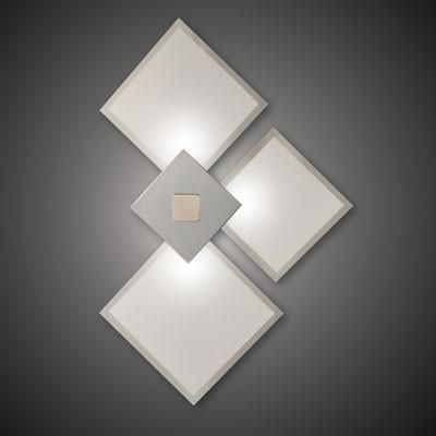 Fabas Luce 3118-21-102 Delfi Wall Lamp White-Fabas Luce-DC Lighting Ltd