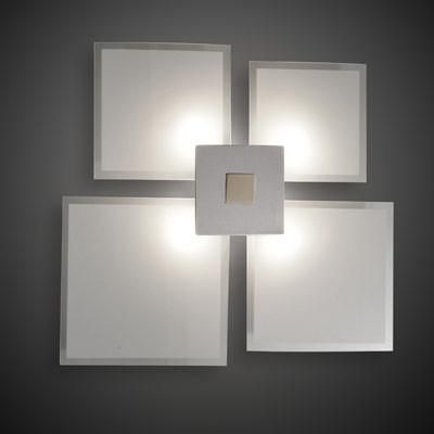 Fabas Luce 3118-65-102 Delfi Ceiling Lamp White-Fabas Luce-DC Lighting Ltd
