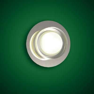 Fabas Luce 3145-21-138 Mila Wall Lamp Chrome LED Warm White-Fabas Luce-DC Lighting Ltd