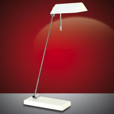 Fabas Luce 3149-30-102 Lauren Table Lamp LED Cool White-Fabas Luce-DC Lighting Ltd