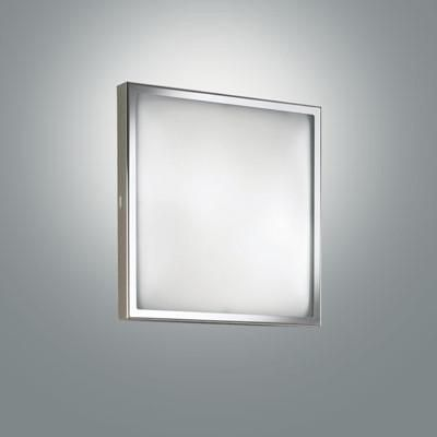 Fabas Luce 3162-61-178 Osaka Ceiling Lamp Satin Nickel LED Warm White-Fabas Luce-DC Lighting Ltd