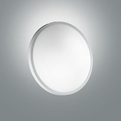 Fabas Luce 3166-61-102 Plaza Ceiling Lamp White Small Warm White-Fabas Luce-DC Lighting Ltd