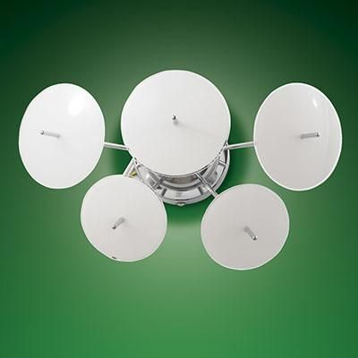Fabas Luce 3188-21-102 Cleveland Wall Lamp G9 White-Fabas Luce-DC Lighting Ltd