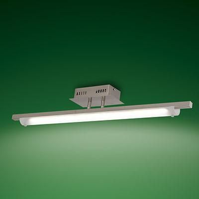 Fabas Luce 3200-81-178 Braddy Line LED 20W Warm White Satin Nickel