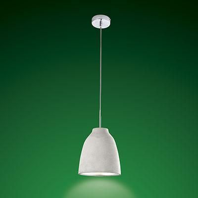 Fabas Luce 3203-40-131 Tux Suspension Lamp Cement-Fabas Luce-DC Lighting Ltd