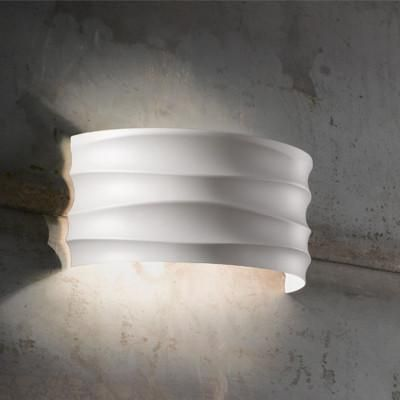 Fabas Luce 3223-21-102 Chantal Wall Lamp White-Fabas Luce-DC Lighting Ltd