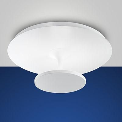 Fabas Luce 3243-64-102 Tulpe Ceiling Lamp White-Fabas Luce-DC Lighting Ltd
