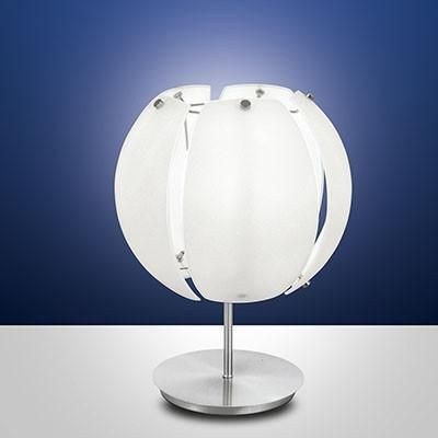 Fabas Luce 3244-30-102 Thea Table Lamp White