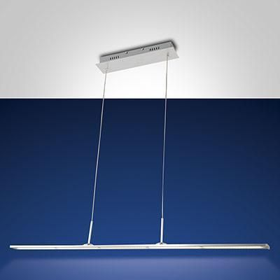 Fabas Luce 3246-40-212 Brest Suspension Lamp Aluminum-Fabas Luce-DC Lighting Ltd