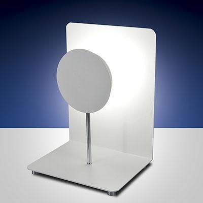 Fabas Luce 3247-30-102 Fullmoon Table Lamp White
