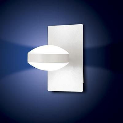 Fabas Luce 3253-21-102 Mill Wall Lamp White-Fabas Luce-DC Lighting Ltd