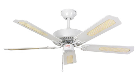 "Fantasia Classic 52"" Ceiling Fan In 4 Finishes"