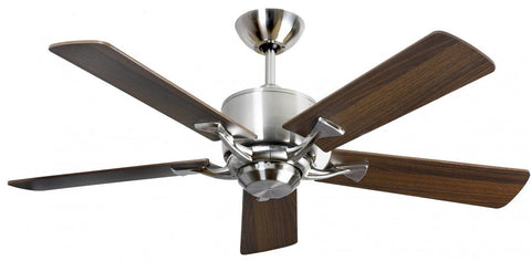 "Fantasia Delta 42""/52"" Low Energy Fan Available In Two Finishes"