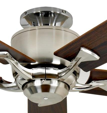 Fantasia Flush Kits To Convert Drop Mount Fan To Flush