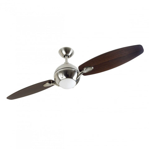 "Fantasia Propeller Two-Blade Ceiling Fan In Two Finishes Available In 44"" or 54"" Sizes"