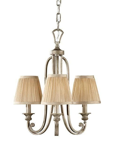 Feiss FE/ABBEY3 Abbey 3Lt Chandelier
