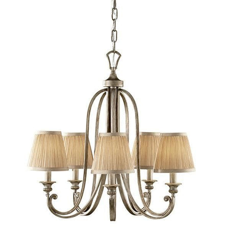 Feiss FE/ABBEY5 Abbey 5Lt Chandelier
