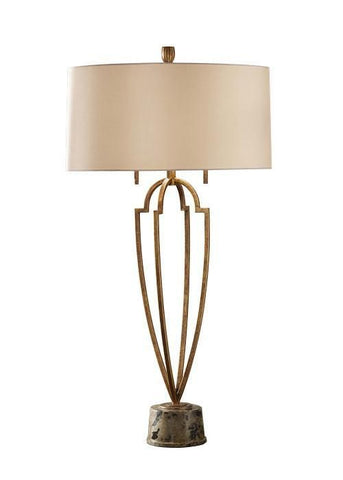 Feiss FE/ANSARI TL Ansari 2Lt Table Lamp