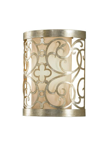 Feiss FE/ARABESQUE1 Arabesque 1Lt Wall Light